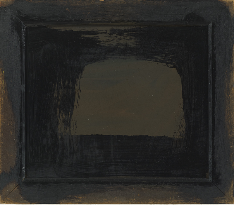 Black As Night: Black As Egypt's Night · Howard Hodgkin